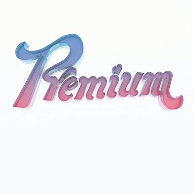 Sam Evian  Premium (Clear Colored Vinyl Includes Download Card) Vinyl Record