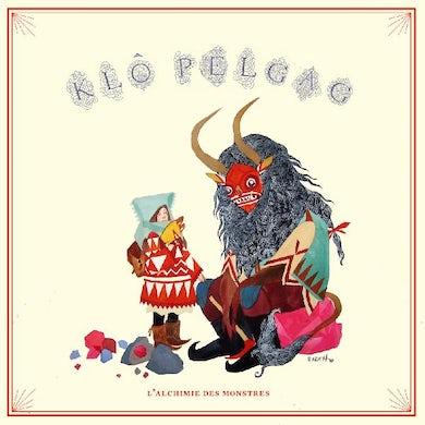 L'alchimie Des Monstres (Red Vinyl) Vinyl Record