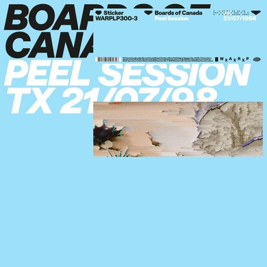 Boards Of Canada Peel Session Vinyl Record