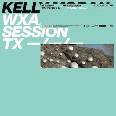 Kelly Moran WXAXRXP Session Vinyl Record