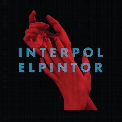 Interpol El Pintor Vinyl Record
