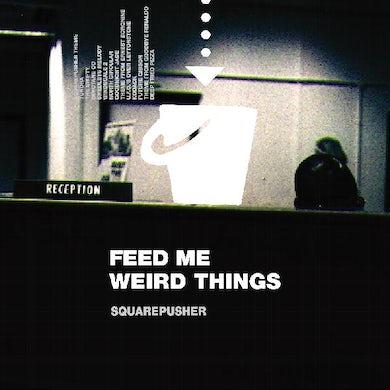 Feed Me Weird Things (Clear Vinyl) Vinyl Record