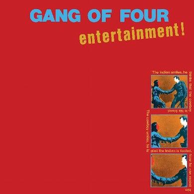 Entertainment! Vinyl Record