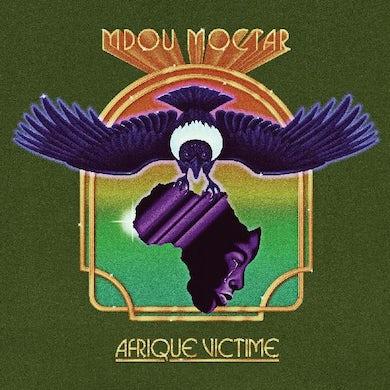 Afrique Victime Vinyl Record