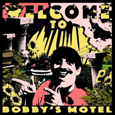 WELCOME TO BOBBY'S MOTEL (HOT DOG YELLOW VINYL/DL CARD) Vinyl Record