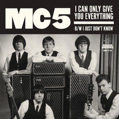 MC5 I can only give you everything-i just don't know (white vinyl) Vinyl Record