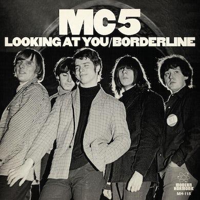MC5 Looking at you-borderline (white vinyl) Vinyl Record