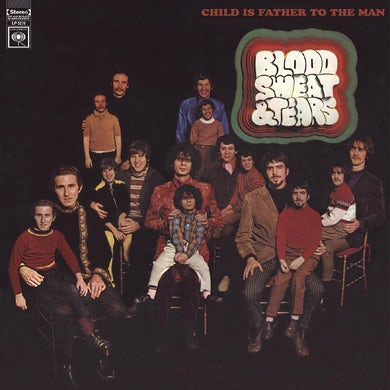 Child is father to the man (red vinyl) Vinyl Record