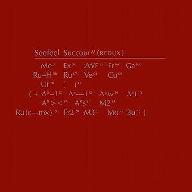 Seefeel Succour (Redux) Vinyl Record