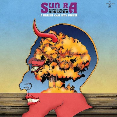 Sun Ra Fireside Chat With Lucifer Vinyl Record