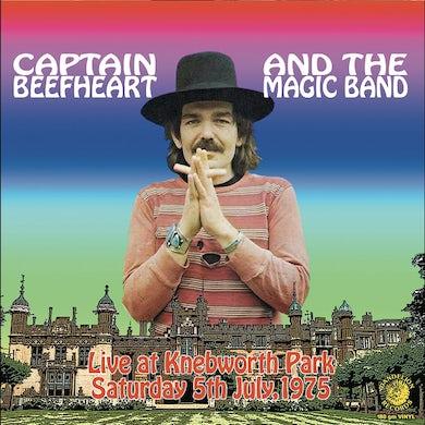 Captain Beefheart Live At Knebworth 1975 Vinyl Record