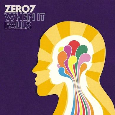 Zero 7 When It Falls Vinyl Record