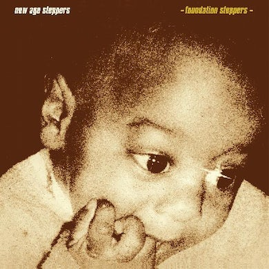 Foundation Steppers Vinyl Record