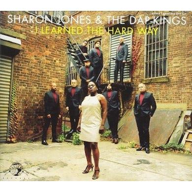 Sharon Jones & The Dap-Kings I Learned The Hard Way LP Vinyl Record