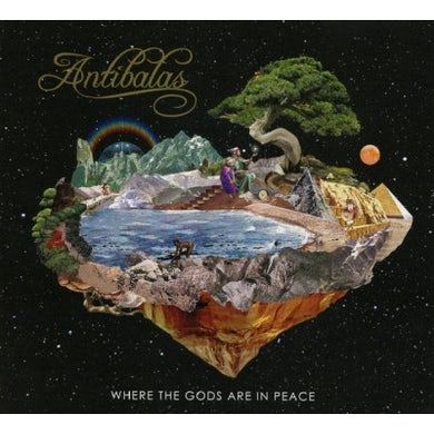 Antibalas Where the gods are in peace Vinyl Record