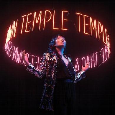 Temple Vinyl Record