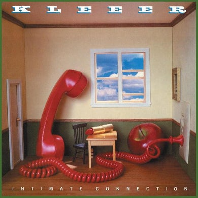 Intimate Connection (Limited  Red Teleph Vinyl Record
