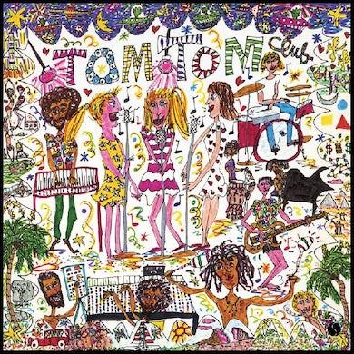 Tom Tom Club (Limited Tropical Yellow & Vinyl Record
