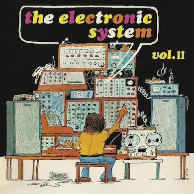 VOL. II (LIMITED YELLOW VINYL EDITION) Vinyl Record