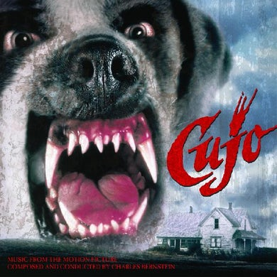 Cujo  Music From The Motion Picture (Lim Vinyl Record