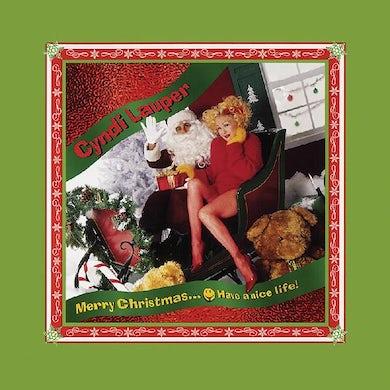 Cyndi Lauper Merry Christmas   Have A Nice Life! (Lim Vinyl Record