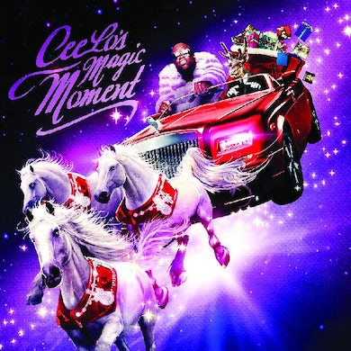 CeeLo Green  Cee Lo's Magic Moment (Limited Christmas Vinyl Record