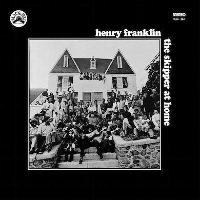 Henry Franklin The Skipper At Home (Remastered) Vinyl Record