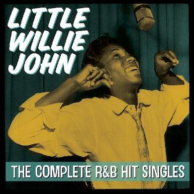 The Complete R&B Hit Singles (Yellow  Fe Vinyl Record