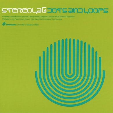 Stereolab Dots & loops Vinyl Record