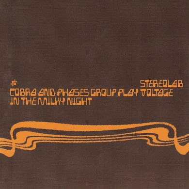Stereolab Cobra and phases group play voltage i Vinyl Record