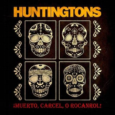 Muerto  Carcel O Rocanrol (Color Vinyl) Vinyl Record
