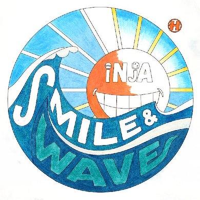 Inja Smile & Wave Vinyl Record