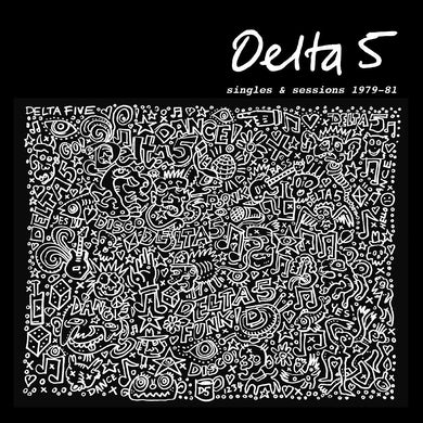 Delta 5 Singles & sessions 1979-1981 (indie exclusive color vinyl) Vinyl Record