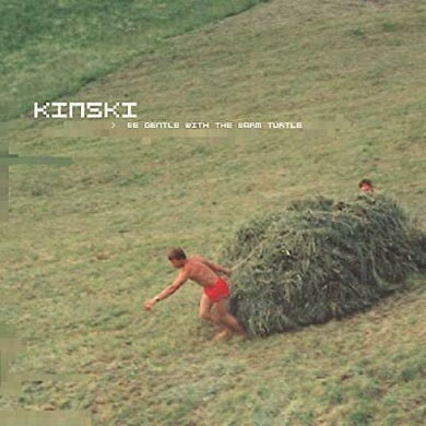 Kinski BE GENTLE WITH THE WARM TURTLE (2LP/DL CODE) Vinyl Record