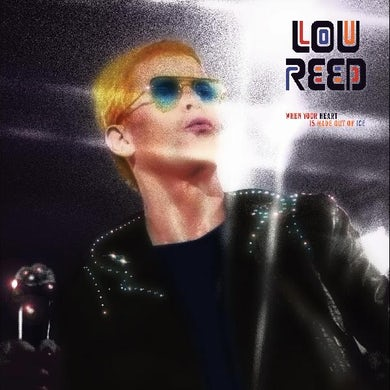 Lou Reed When Your Heart Is Made Out Of Ice Vinyl Record