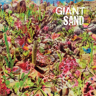 Giant Sand Returns To Valley Of Rain Vinyl Record