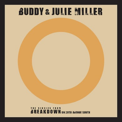 Buddy Miller & Julie Till The Stardust Comes Apart/You Make My Heart Beat Too Fast (Live) Vinyl Record