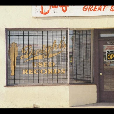 Dwight Yoakam Dwight's Used Records Vinyl Record