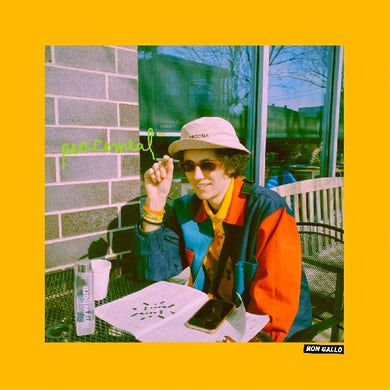 Ron Gallo Peacemeal (Neon Green Vinyl) Vinyl Record