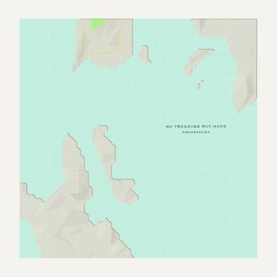 Tindersticks No treasure but hope (limited edition clear vinyl) Vinyl Record