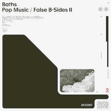 Pop Music/False B Sides Ii (Cream Color) Vinyl Record