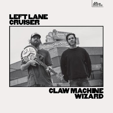 Claw Machine Wizard Vinyl Record