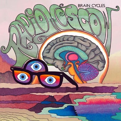 Brain Cycles Color Vinyl Vinyl Record