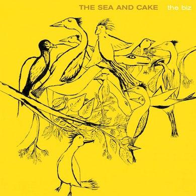 The Sea and Cake Biz Vinyl Record