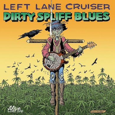 Dirty Spliff Blues Vinyl Record