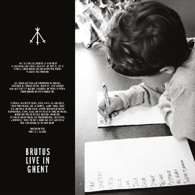 Brutus Live In Ghent Vinyl Record