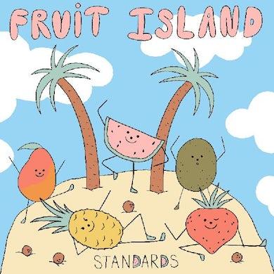 Fruit Island (Blue & White Vinyl) Vinyl Record