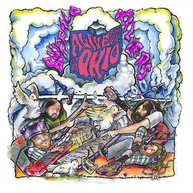 Buffalo Killers Alive And Well In Ohio (Starburst Vinyl) Vinyl Record