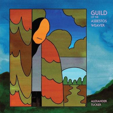 Alexander Tucker Guild Of The Asbestos Weaver Vinyl Record