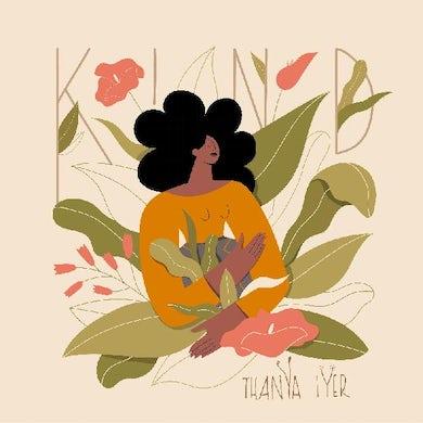 Thanya Iyer Kind (Tan  Pink  Orange Vinyl) Vinyl Record